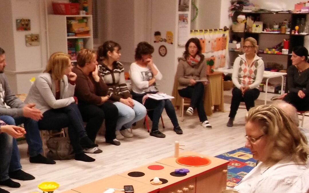 Évkezdő szülői értekezlet az óvodában – 2016. január 27.